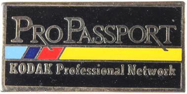 Kodak Pin's Pro Passeport