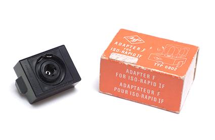 Agfa Adaptateur pour flashcube