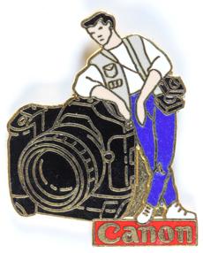 Canon Pin's EOS