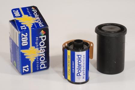 Polaroid High Definition 200