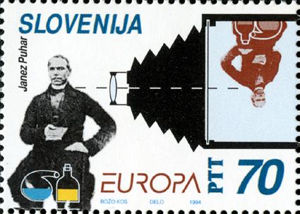 Poste Slovénie Janez Puhar