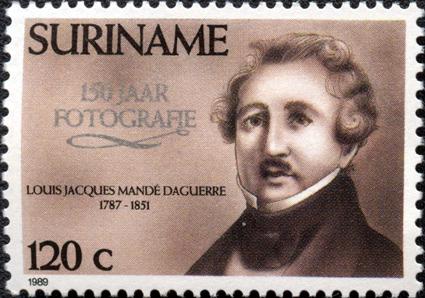 Poste Suriname Daguerre