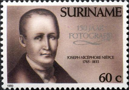 Poste Suriname Niepce
