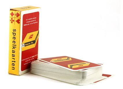 Kodak Jeu de carte