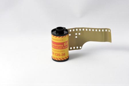 Kodak Kodachrome 64 KR 135-36