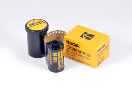 Kodak Ektachrome SE Duplicating Film SO-366
