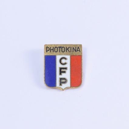 Chobillon Insigne Confédération Française de la Photographie