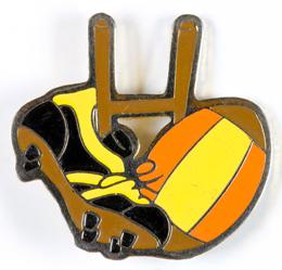 Kodak Pin's coupe du monde de rugby