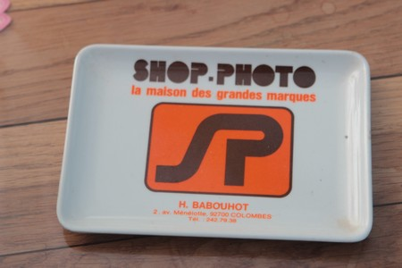 Shop Photo Cendrier