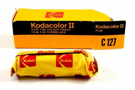 Kodak Kodacolor II C 127