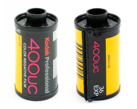 Kodak Professional 400 UC