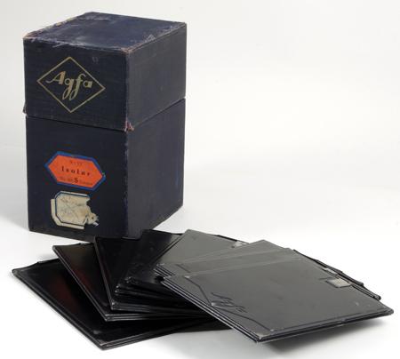 Agfa Isolar boîte de châssis