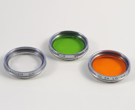 Voigtlander Jeu de filtres 32 mm