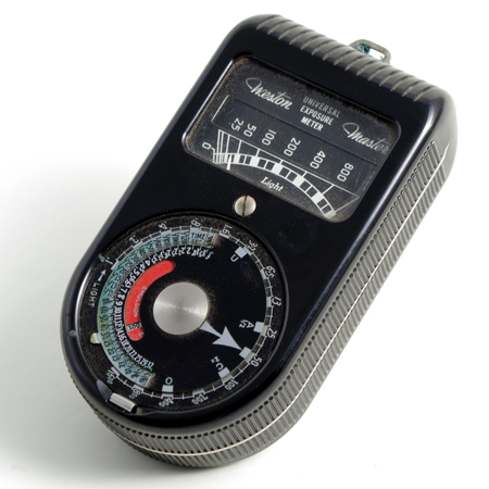 Weston Master Universal Exposure Meter 715