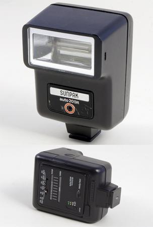 Sunpak Auto 20 SR Thyristor