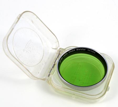 Leica Filtre vert pour Leica