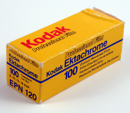 Kodak Ektachrome 100 EPN Professional