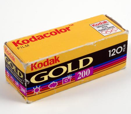 Kodak Kodacolor Gold 200