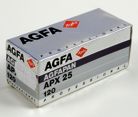 Agfa Agfapan APX 25 Professional