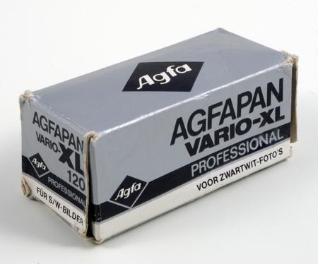 Agfa Agfapan Vario XL Professional