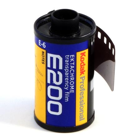 Kodak Ektachrome E200 Professional