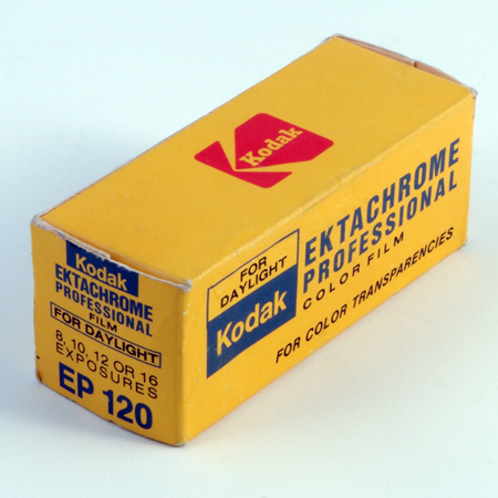 Kodak Ektachrome Professional 50 EP