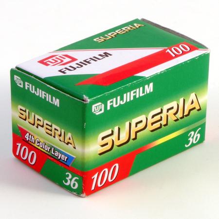 Fuji Superia 100