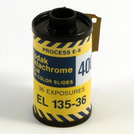 Kodak Ektachrome 400 EL 135