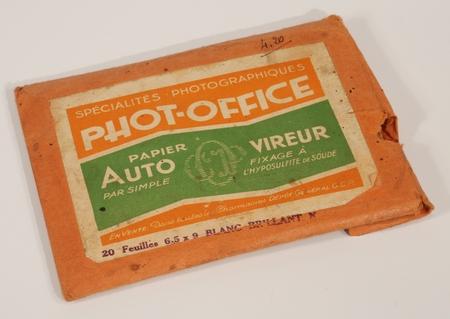 Phot-Office Papier Auto-vireur