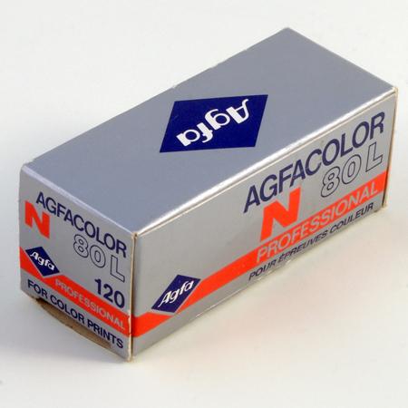 Agfa Agfacolor N 80 L