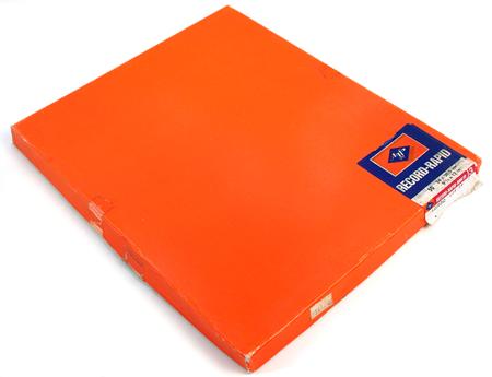 Agfa Papier Record - Rapid RNN 111