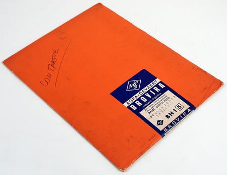 Agfa Papier Brovira BH1