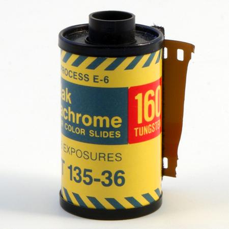 Kodak Ektachrome ET 160 Tungsten