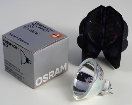 Osram Xenophot HLX 64 627 pour agrandisseur