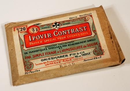 As de Trèfle Pochette de 20 feuilles 6,5 x 9 Ipovir-Contrast
