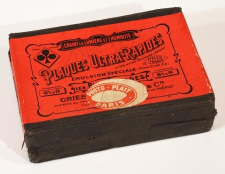 As de Trèfle Boite de 12 plaques 6,5 x 9