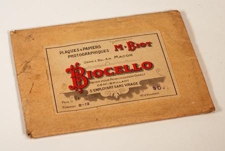 Biot Pochette de papier Biocello 9 x 12