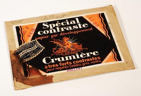Crumière Pochette de 10 feuilles 9 x 12