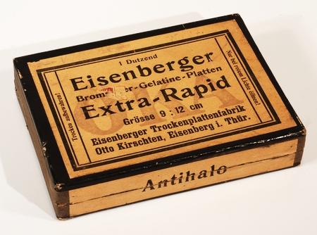 Eisenberger Boite de 12 plaques 9 x 12