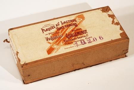 Guilleminot Boite de 12 plaques 6 x 13 Lactate