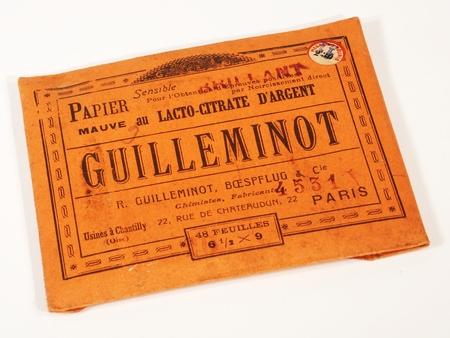 Guilleminot Pochette de 48 feuilles 6 1/2 x 9 papier