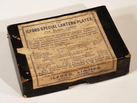 Ilford Boite de 12 plaques 6 x 9