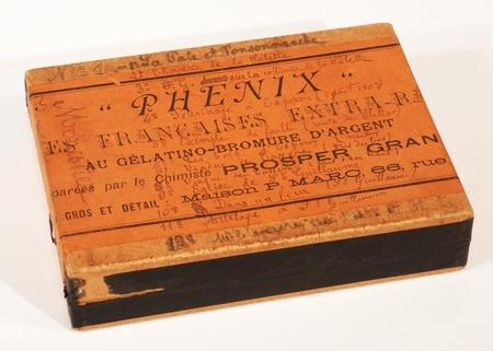 Phenix Boite de 12 plaques 9 x 12