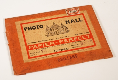 Photo-Hall Pochette de 12 feuilles 9 x 12