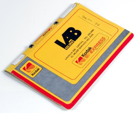 Kodak Pochette de rangement de tirages