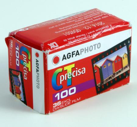 Agfa CT 100 Precisa