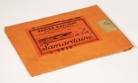 Samaritaine Pochette de 21 feuilles 9 x 12