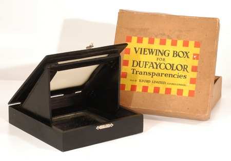 Ilford Viewing Box for Dufaycolor