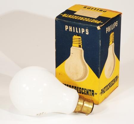 Philips Ampoule blanche dépolie