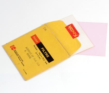 Kodak Filtre en acetate CP 05M